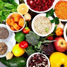 Dieta antiaging para cuidar tu piel y tu salud
